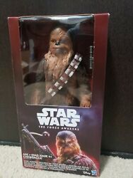 Star Wars Chewbacca Figure / 11 Inch / Ages 4 Plus