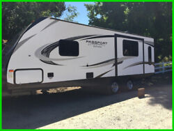 2018 Keystone 2450 RLWE Travel Trailer RV 24' 1 Slide Awning Sleeps 4 New Hitch