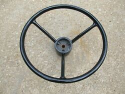 Nos 1960and039s Steering Wheel Tractor Truck Ihc Mack Ford Military Made In Canada
