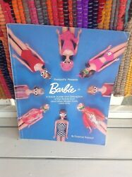 Vintage Doll Price Value Guide Book Florence Theriault Presents Barbie Rare