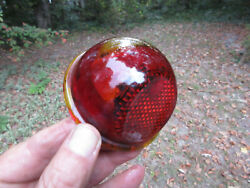 Indian Motorcycle 1936-1942 Scout 1936-53 Chief 1936-41 Four Lux Tail Light Lens