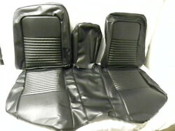 1967 Mustang Bench Seat Upholstery Standard Front Only