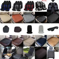 1x Car Rear/front Seat Protector Pad Cover Warmer Breathable Cushion Accessories