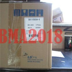 1pc Brand New Ls Inverter Sv110igxa-4 One Year Warranty Fast Delivery