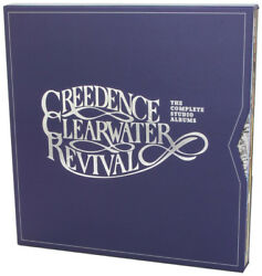 Creedence Clearwater Revival – The Complete Studio Albums Vinyl 7LP Box Set NEW