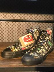 Vintage 1989 All Star Rolling Stones Model Shoes Us 10 Chuck Taylor Rare