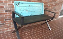 Chevrolet Chevy Tailgate Bench Tailgate Vintage Old Truck 1954-1987