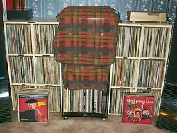LP COLLECTION--APPROX 10000 ALBUMS--FROM RECORD COLLECTOR--FINEST IN THE WORLD?