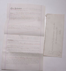 1884 Lamson Goodnow Birdsall New York Ny 88 Chambers St Lease Real Estate L779a