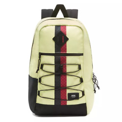 VANS OFF THE WALL SNAG BACKPACKS SCHOOL BAG COLOR SUNNY YELLOW NEW $34.95
