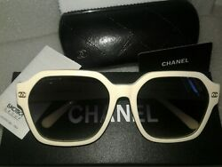 Chanel Sunglasses Authentic NEW SMOKEY GRADIANT LENSES BEAUTTIFULL FRAME ?S ASK