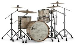 Sonor Vintage Series 22 3pc Shell Pack - Vintage Pearl