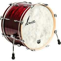 Sonor Vintage Series 22x14 Bass Drum Nm - Vintage Red Oyster