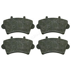 Disc Brake Pad Set Front For Vauxhall Opel Renault Nissan Movano Mk I 4404485