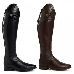 Mountain Horse Sovereign Lux Field Boot
