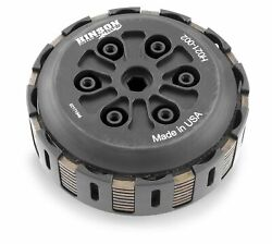 Hinson Complete Clutch Kit Cover, Basket, Hub, Friction Discs And Springs Hc216
