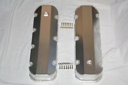 Bbc Chevy 396 402 427 454 Fabricated Aluminum Sheet Metal Tall Valve Covers