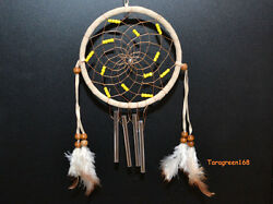 Dream Catcher Feathers For Car Wall Hanging Decorations 4 WIND BELLS