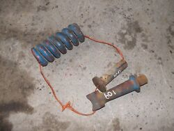 Ford 601 Wm Tractor Select O Speed Sos Transmission 3pt Hitch Top Link Spring And