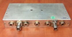 Uhf Tv Band-pass Channel Adjustable Filter 300w