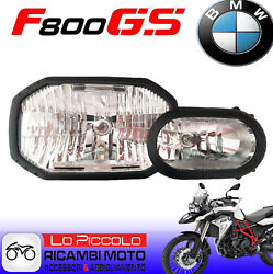 For Bmw F 800 Gs R Light Headlight Complete Approved Original Cev