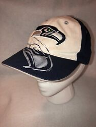 Seattle Seahawks Embroidered Youth Adjustable Strapback Cap Hat Free Shipping