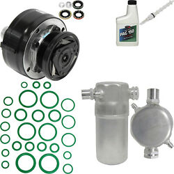 New A/c Compressor And Component Kit For S10 S10 Blazer Sonoma S15 Jimmy S15 Bra