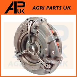 Dual Clutch Assembly For Massey Ferguson 30 165 168 185 188 250 265 275 Tractor