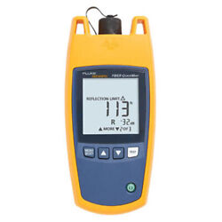 Fluke Networks Fqm-100-m Fiber Quickmap With Upc Cord And Case