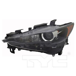 Tyc Left Side Led Headlight For Mazda Cx-5 W/o Afs 2017-2020 Models