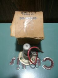 Nos Cadillac 1952 And 1953 Pontiac 1952 Autronic Eye Dimmer Switch 5943506
