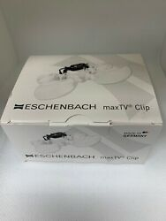 Eschenbach Clip on MaxTV Magnification 2x Made in Germany $154.00