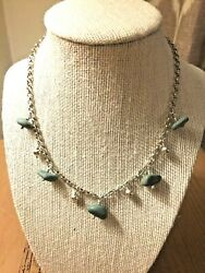 Walsh Metalworks Jewelry Sterling Silver Necklace New/old Stock