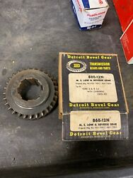 1956-65 Ford Amc Jeep Packard T86e-12u 1st And Reverse Sliding Gear New