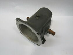 Morse 18gct-10lr-56c Worm Gear Reducer 101 447lb-in 1.42hp@1750rpm Used