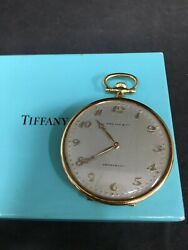 Vintage And Co. Pocket Watch 19 Jewels 43820, 2in, 51gr