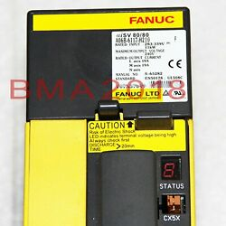 1pc Used Fanuc A06b-6117-h210 Tested In Good Condition Fast Delivery
