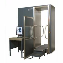 smiths detection B scan 16HR LD x-ray body scanner