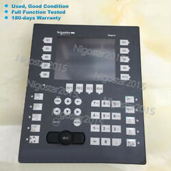 1pc Used Schneider 5.7and039and039 Color Touch And Kbd Panel Xbtgk2330 180-days Warranty