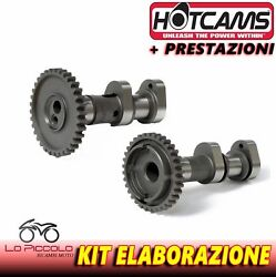 Set 2 Trees Cam Camshaft Stage 1 Racing Hot Cams Ktm 250 Sx-f 2013 2014 2015