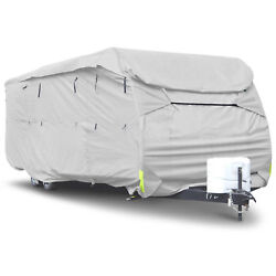 Budge Premier Breathable Waterproof Toy Hauler Rv Cover   Multiple Sizes