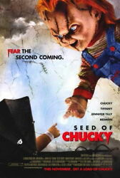 66794 Child Play 5 Seed Of Chucky Brad Dourif Decor Wall Print Poster