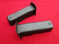 Matched Pair Excellent Reconditioned Tail Lamp Covers Triumph Spitfire And Gt6 Mk3