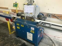 GED  Double Miter Saw MN14 Double Cut off 14