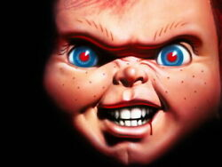 62440 Chucky Childs Play Wall Print Poster Ca