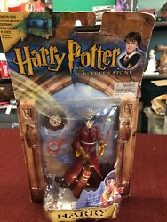 Harry Potter And The Sorcerers Stone Quidditch Wizards Collection Figure Toy 2001
