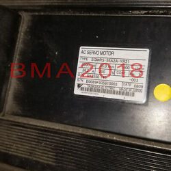 1pc Used Yaskawa Sgmrs-55a2a-yr21 Tested In Good Condition Fast Delivery