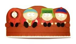 SOUTH PARK Decal Waterproof Removable Sticker Laptops Tablets 3DS Skateboard Car
