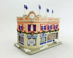 Hawthorne Village Chicago Cubs Health Club 2006 Christmas display Authentic $68.00