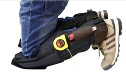 Bradz Self-supporting Knee Pads. Open Behind The Knee All Day Comfort. 5014